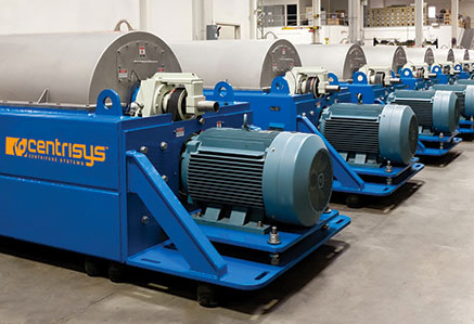 Centrisys centrifuge