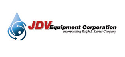 JDV equipment logo