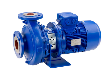 ksb pump photo