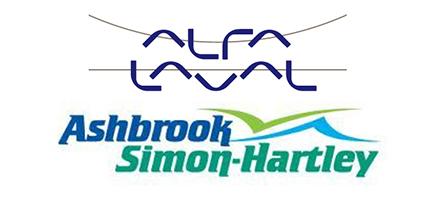 alfa nuval ashbrook simon hartley logos